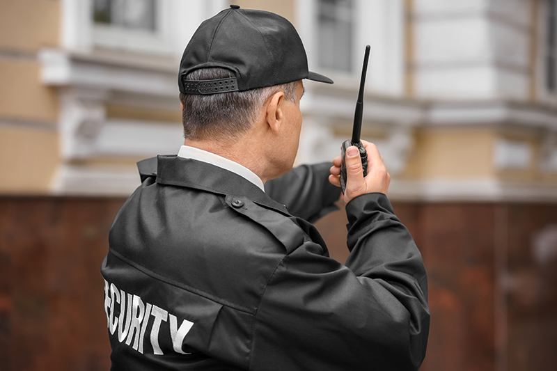 How To Be A Security Guard Uk in Maidstone Kent