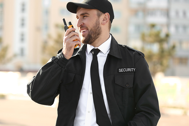 Security Guard Job Description in Maidstone Kent
